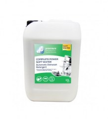 Complete Power Soft Water Detergent, 10 l